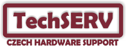 TechSERV Servis DELL, HP, LENOVO | ON-SITE SERVIS Logo